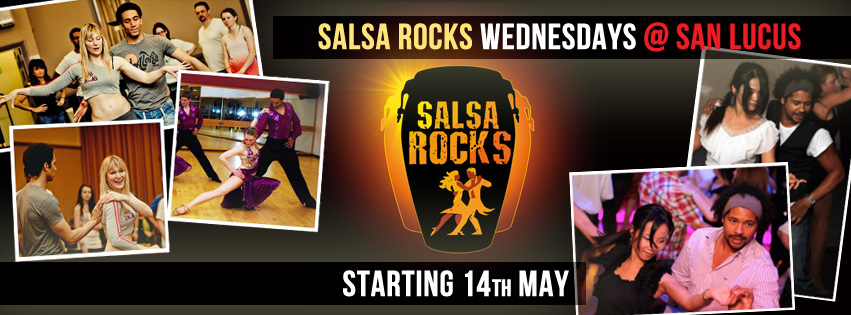 Salsa Rocks event banner